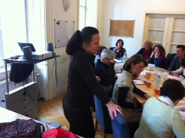 Workshop mit Katharina Lanzmaier-Ugri