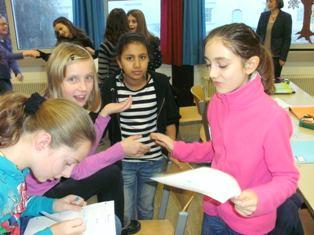 Sprachenkurs in den ersten Klassen des BG/BRG/MG Dreihackengasse Graz